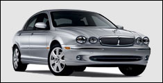 Jaguar X Type - Malaga airport taxi services