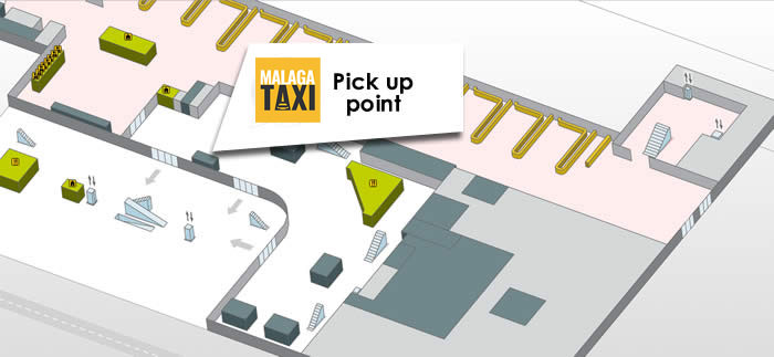 Malaga Airport Taxi Pick Up Point | Malaga Taxi on map of tarifa, map of the m25, map of valencia, map of puerto banus, map of almeria, map of torremolinos, map of zurich train station, map of cordoba, map of cadiz, map of ibiza, map of burgos, map of granada, map of seville, map of tarragona, map of oviedo, map of madrid, map of lloret de mar, map of barcelona,