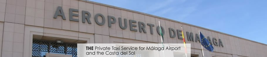 Malaga Airport Taxi Pick Up Point